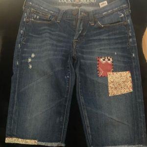 Lucky Brand Long Shorts